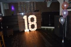 Light-Up-Number-18